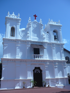 Church of Good Jesus, Nachinola, Goa