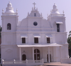 Church-of-Our-Lady-of-Glory,-Varca,Goa
