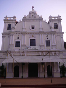 Church-of-Our-Lady-of-Remedios,-Betalbatim,Goa