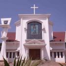 Church-of-St-Sebastian,-Aquem-Alto,-Margao,Goa