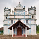 Holy Christ Church, Vanxim, Divar, Goa