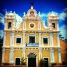 Holy Cross Church, Cavelossim, Goa