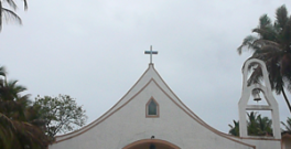 Holy Family Church, Marcel, Goa