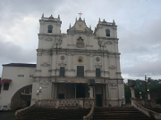 Holy-Spirit-church,-Margao,Goa