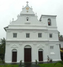 Holy Trinity Church, Nagoa, Arpora, Goa