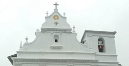 Holy Trinity Church, Nagoa, Arpora, Goa
