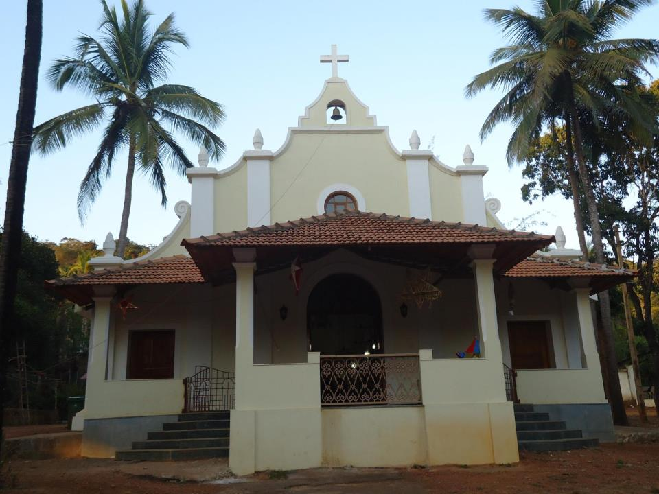 Our Lady Help of Christians Church, Chiplem, Goa