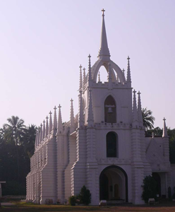 Our Lady, Mother of God Church, Saligao, Goa