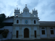 Our-Lady-of-Candelaria Church,-Ambora,-Lotoulim,Goa