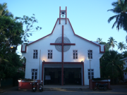 Our-Lady-of-Candeleria,church, Baina,Goa