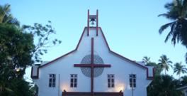 Our-Lady-of-Candeleria,church, Baina,Goa