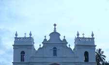 Our Lady of Good Success Church,Nagoa,Goa