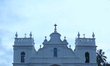 Our Lady of Good Success Church,Nagoa,Goa