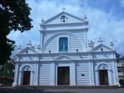 Our Lady of Grace church, Bicholim, Goa