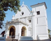 Our Lady of Help Church, Ribander, Goa