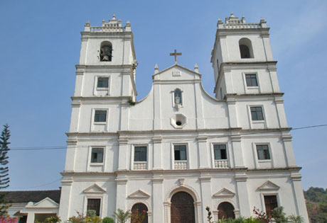Our Lady of Hope Church, Candolim, Goa