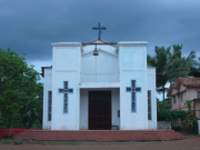 Our Lady of Lourdes Church, Valpoi, Goa