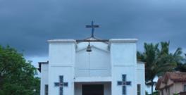 Our Lady of Lourdes Church, Valpoi, Goa