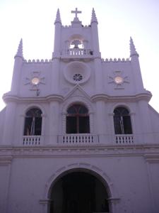 Our Lady of Merces Church, Merces, Goa