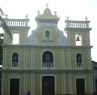 Our Lady of Miracles Church, Morjim, Goa