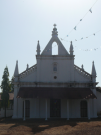 Our-Lady-of-Miracles church,-Badem,Goa