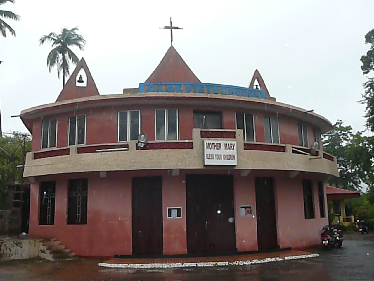Our Lady of Piety Church, Colem, Goa