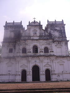 Our Lady of Piety Church, Piedade, Goa