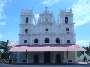 Our Lady of Refuge Church, Mandur, Goa