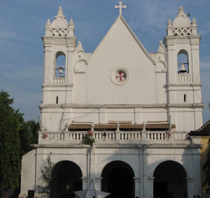 Our Lady of Remedies Church, Nerul, Goa