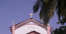 Our Lady of Rosary Church, Fatorda, Goa