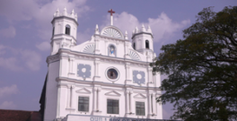 Our-Lady-of-Rosary Church,Navelim,Goa