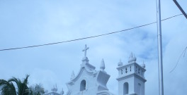 Our Lady of Rosary Church, Sadolxem, Canacona, Goa