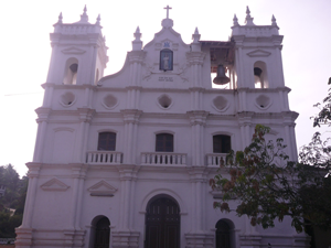 Our Lady of Succour Church, Socorro, Goa