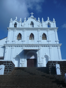 Our-Lady-of-the-Sea church,Oxel,Goa