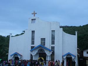 OurLadyofRosaryChurch,Rivona,Goa