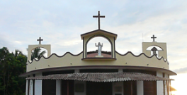 Sacred-Heart-of-Jesus church,Vaddem,Sanguem,Goa