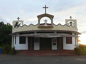 Sacred-Heart-of-Jesus church,Vaddem,Sanguem,Goa