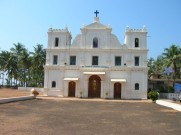 St Anne's Church Agonda Goa