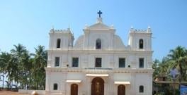 St Anne's Church Agonda Goa