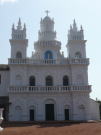 St-Cajetan Church,Assagao,Goa
