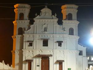 St-Francis-Xavier Church,-Macasana,-Curtorim,-Salcete,-Goa