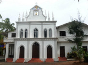 St Francis Xavier Church, Maina, Corgao, Pernem, Goa