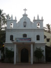 St Francis Xavier Church, Querim, Goa