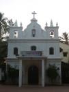 St Francis Xavier Church, Querim, Goa