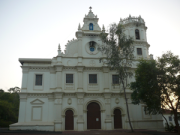 St-Francis-Xavier church,-Chicalim,Goa