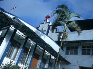 St-Francis-Xavier church,-Mormugao,Goa