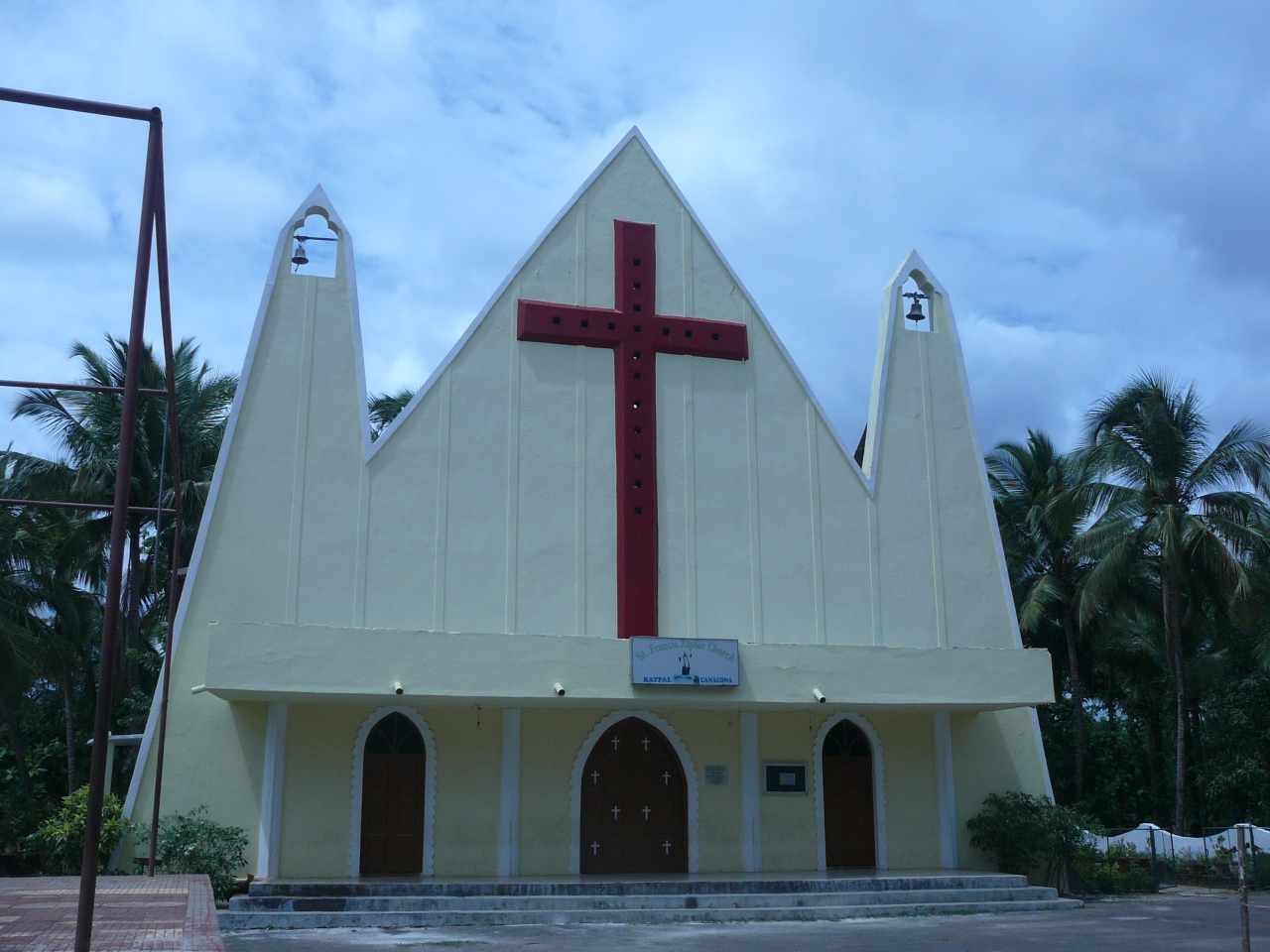St Francis xavier church, Bhatpale, Goa