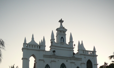 St-Jacinto church,-Jacinto-Island,-Goa