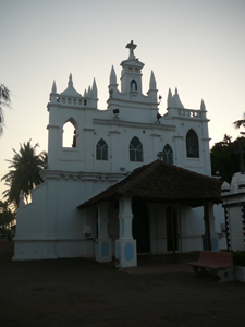 St-Jacinto church,-Jacinto-Island,-Goa