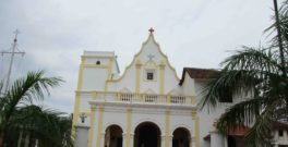 St Michael the Archangel Church Taleigao Goa